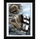 "Star Wars Chewbacca - 8"""" x 6"""" Framed Photographic"