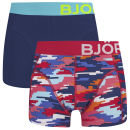 Bjorn Borg Men's Short Up in Smoke Shorts - Lollipop