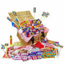 Retro 'Fizzy Favourites' Sweet Hamper (2kg)