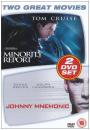 Minority Report / Johnny Mnemonic Oferta en Zavvi