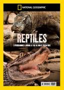 National Geographic: Reptiles Collection (Ultimate Viper /  Thunder Dragons / Lake of a Thousand Caiman)