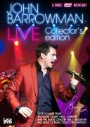 John Barrowman Live Collector's Edition Box Set