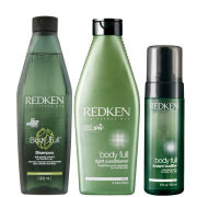 Redken Body Full Trio - Shampoo, Conditioner & Instant Bodifier