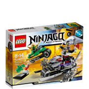LEGO Ninjago: OverBorg Attack (70722)