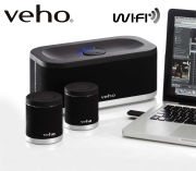 Veho X-Speaker Wireless Bundle (X3, plus 2 x X1 Wireless Speakers)