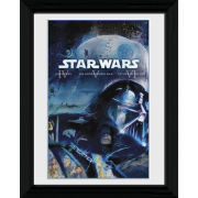 Star Wars Blu Ray Classic - 30 x 40cm Collector Prints