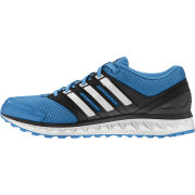 adidas Men's Falcon Elite 3 Running Shoes - Blue/White/Black