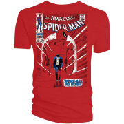 Titan Merchandise Spider-Man No More! T-Shirt - Red - XL XLRed product image