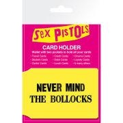 Sex Pistols Never Mind Card Holder (10 x 7cm)