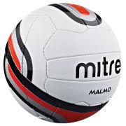 Balón de Fútbol Mitre Malmo - Blanco/Rojo