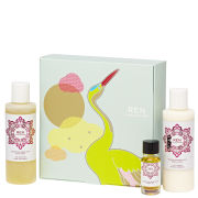 REN Rose Trio Set (Worth: £24.00)