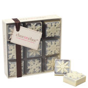 Snowflakes Chocolate Box