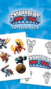 Skylanders Trap Team Mix - Tattoo Pack