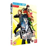Persona 4: The Animation - Volume 2 (Includes DVD)