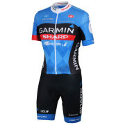 Garmin Sharp Team Men's Sanremo Speedsuit - 2013