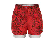 adidas Originals x Opening Ceremony Women's Two Layer Multi Light Shorts - Red