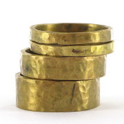 Made Inya Rings - Gold