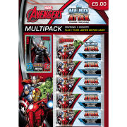 Marvel Avengers Hero Attax Starter Multipack