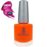 Jessica Custom Nail Colour - Orange Zest (14.8ml)