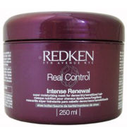 Redken Real Control Intense Renewal Super Moisturising Mask  250ml