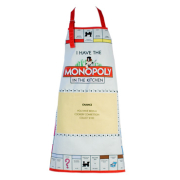 Monopoly Apron Best Chef