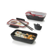 Bento Box - Black/Red