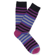 Ted Baker Men's Domdom Stripe Socks - Multi