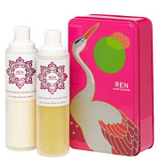 REN Rose Duo Set 2014 (Worth: £43.00)