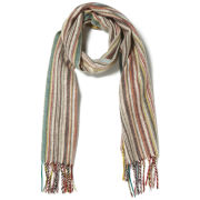 Paul Smith Accessories Men's Multi Wool Cashmere Scarf - Multi