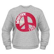 Woodstock Crew Neck Sweatshirt - 1969