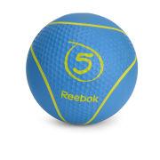 Reebok Medicine Ball - 5kg Cyan