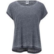 Vero Moda Women's Moog Slouch T-Shirt - Black Iris