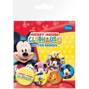 Mickey Mouse Club House - Badge Pack