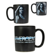Divergent Tris Swirls Thermal Mug