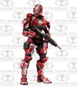 Halo 4 Series 3 Spartan Soldier Action Figure
