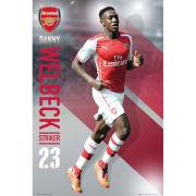 Arsenal Welbeck 14/15 - Maxi Poster - 61 x 91.5 cm