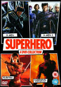 X-Men/X-Men 2/Daredevil (Directors Cut)/Elektra
