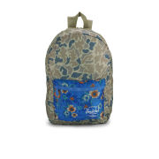 Herschel Packable Daypack Backpack - Duck Camo/Paradise