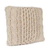 Malini Chunky Hand Knitted Cushion