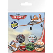 Planes Characters - Badge Pack