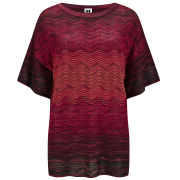 M Missoni Women's Knitted Loose Jumper - Lacca