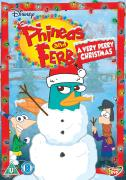 Phineas & Ferb: A Very Perry Christmas
