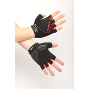 Look Road Race Gloves - Black/Red