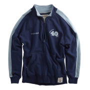 Kooga Mens Twickenham Zip Through - Blue