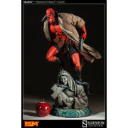Sideshow Collectables Hellboy 23 Inch Premium Figure