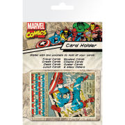 Marvel Captain America - Card Holder