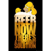 The Simpsons Solution - Maxi Poster - 61 x 91.5cm