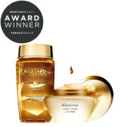 Kerastase Elixir Ultime Huile Lavante Bain 250ml & Beautifying Masque 200ml Duo (Bundle)