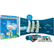 The Wind Rises - Collector's Edition (Includes DVD)