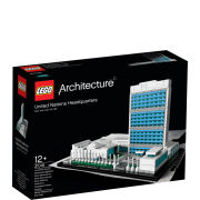 LEGO Architecture: United Nations Headquarters (21018)